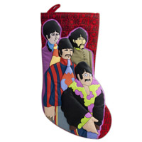 Yellow Submarine Stocking