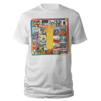 1's Covers T-Shirt (Exclusive to the official Beatles Store)