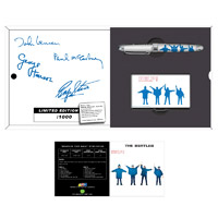 The Beatles Limited Edition 'Help!' Pen Set
