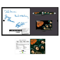 The Beatles Limited Edition 'Rubber Soul' Pen Set