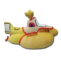 Yellow Submarine Collectible Plush