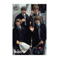 The Beatles New York City Poster