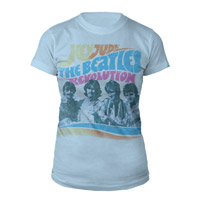 The Beatles Vintage Women's T-Shirt