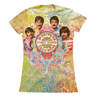 Sgt. Pepper's Sublimation Women's Tee