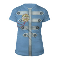 Sgt. Pepper's Uniform Sublimation Women's Tee