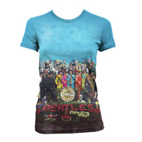 Sgt. Pepper's Album Cover Sublimation Tee