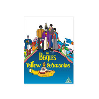 Yellow Submarine DVD Standard Edition