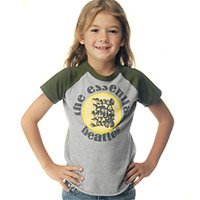 Beatles Kids Raglan