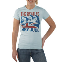 Beatles Hey Jude Womens Tee