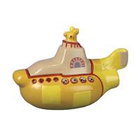 Yellow Submarine Cookie Jar