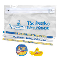 Yellow Submarine Back To School Pouch