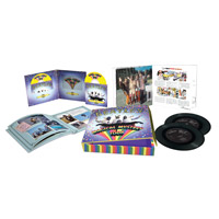 "Magical Mystery Tour DVD/Blu-ray 10"" Collectors Box"