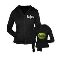 The Beatles Apple Women's Zip-up Hoody