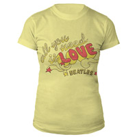 All You Need Is Love Women's Tee