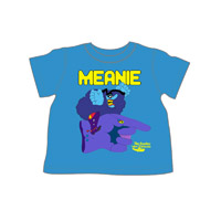Blue Meanie Toddler Tee