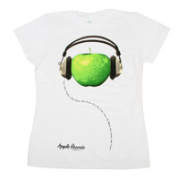Official Apple Records Women's T-Shirt