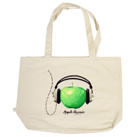 Official Apple Records Tote Bag