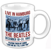 The Beatles 1962 'Live In Hamburg' Boxed Mug*