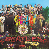 Sgt Pepper's Lonely Hearts Club Band (180 Gram Vinyl)