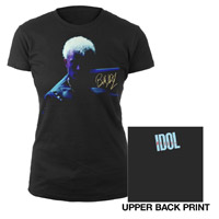 Billy Idol Shadows Junior Tee