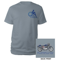 Billy Joel Classic Cycles Triumph Tee