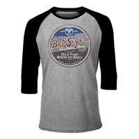 Bob Seger Old Time Rock and Roll Raglan