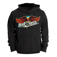 Bob Seger Pullover Eagle Hoody