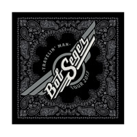 Bob Seger Traveling Man Bandanna