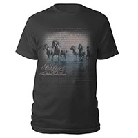 Against The Wind Classic Lyric Tee
