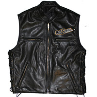Bob Seger Leather Vest