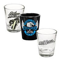 Bob Seger Classic Shot Glass set