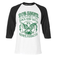 Rock & Roll Never Forgets Raglan