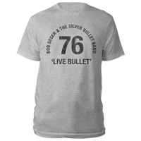 Live Bullet 40th Anniversary Tee