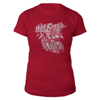 Old Time Rock & Roll Ladies Tee