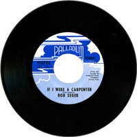 If I Were A Carpenter/Jesse James original vinyl 45