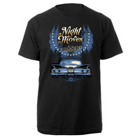 Night Moves 40th Anniversary Tee