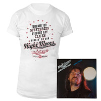 Night Moves 40th Anniversary Ladies Tee & CD