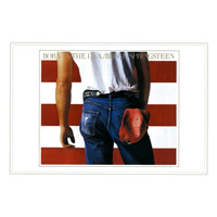 'Born In The USA' Lithographic Print* - Limited Collector's Edition 1/1000