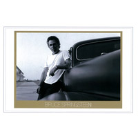 'Bruce Springsteen Asbury Park Boardwalk' Lithographic Print* - Limited Collector's Edition 1/1000