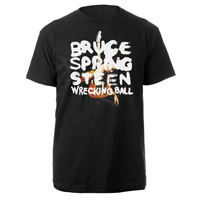 Wrecking Ball Album Cover Tee
