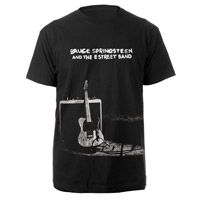 Bruce Springsteen Guitar & Amp Tee