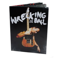 Bruce Springsteen 2012 Wrecking Ball Tour Program