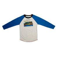 Ultra Soft Vintage Style Asbury Park Toddler Tee