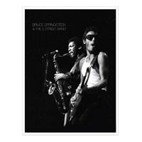 Exclusive Lithographic Print - Live At The Bottom Line In NYC, 1974 (1-500)