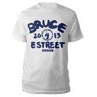 New - 2013 Europe Logo Wrecking Ball Tee