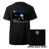 New - 2013 Bruce Springsteen Photo Tee