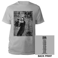 New - Wrecking Ball 2013 Europe Tour Tee