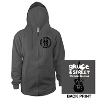 New - Wrecking Ball 2013 Tour Zip-Up Hoodie