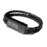 Bruce Springsteen USB Wristband