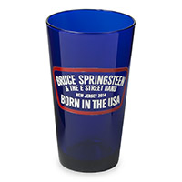 Limited Edition Bruce Springsteen Glass